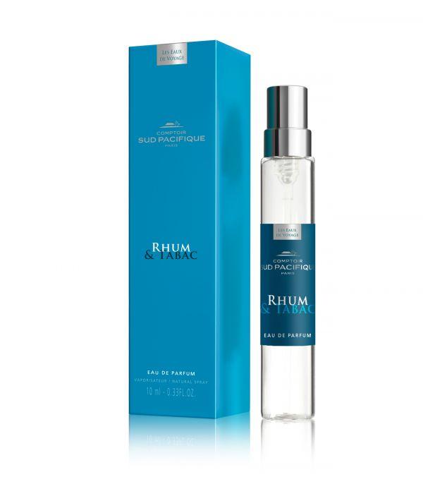 Spray 10 ml Rhum & Tabac