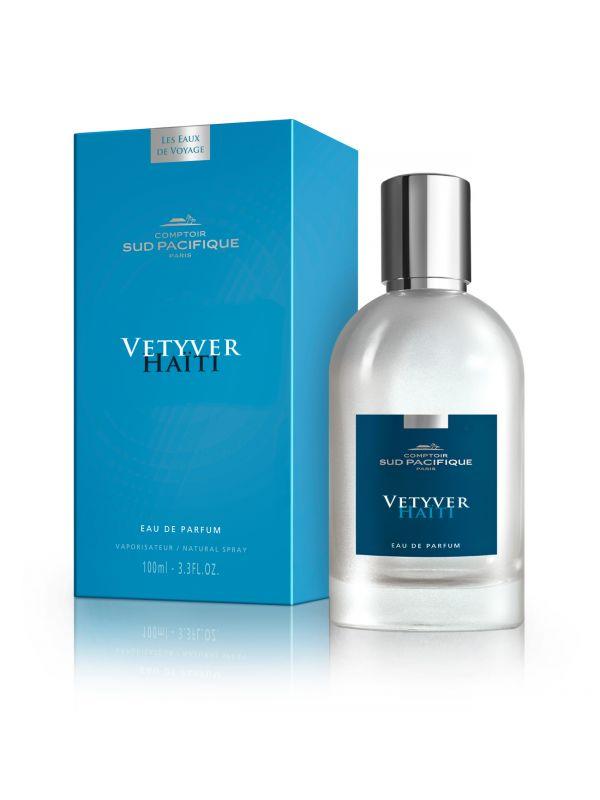 Eau de Parfum Vétyver Haïti