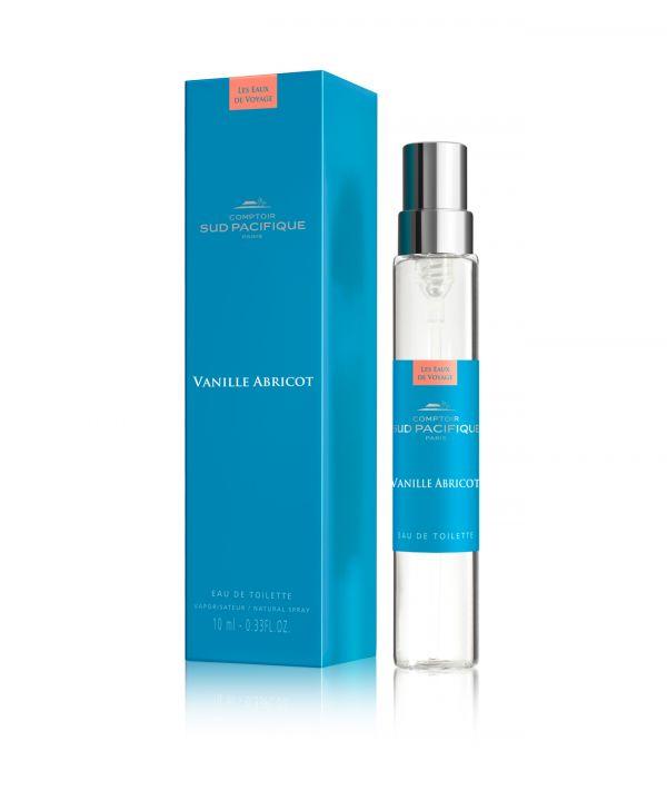 Spray 10 ml Vanille Abricot